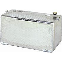 DZ91753 Liquid Tank - Diamond brite, Aluminum, Direct Fit