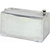 DZ91753 Liquid Tank - Diamond brite, Aluminum, Direct Fit