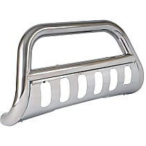 DZ501837 Stainless Steel Series Bull Bar, Polished