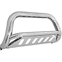DZ504337 Stainless Steel Series Bull Bar, Polished