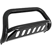 DZ504339 Ultrablack Series Bull Bar, Powdercoated Black