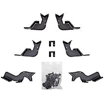 Nerf Bar Mounting Kit - Custom Fit, Kit