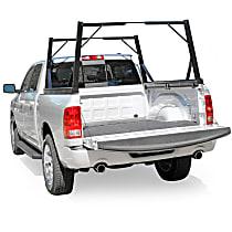 Dee Zee DZ951550 Truck Bed Rack - Powdercoated Textured Black, Aluminum, Direct Fit, Set of 2