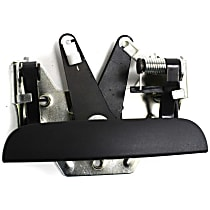 Tailgate Handle Lever - Textured Black