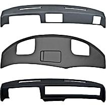 Plastic Dash Cover - Black