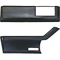 1620L-15033 Arm Rest Cover - Direct Fit