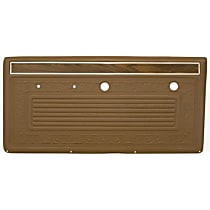 20-15163 Door Panel, Gray
