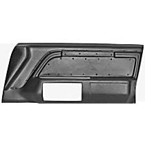 273D-15013 Door Panel, Black