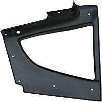 340L-15013 Interior Trim Kit - Black, Direct Fit