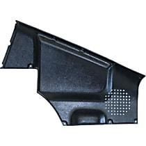 340R-15013 Interior Trim Kit - Black, Direct Fit