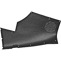 341R-15013 Interior Trim Kit - Black, Direct Fit