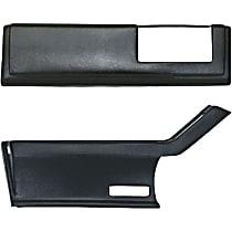 Dashtop 632R-15093 Door Trim Panel - Direct Fit, Sold individually