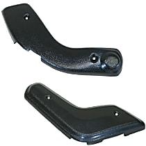 Dashtop 91-15001 Seat End Cap - Direct Fit