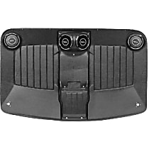 Dashtop H-422 Headliner - Black, Plastic, Direct Fit, Sold individually