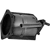 13006 Catalytic Converter - 46-State Legal (Cannot ship to CA, CO, NY or ME) - Front