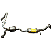 14562 Catalytic Converter - 46-State Legal (Cannot ship to CA, CO, NY or ME) - Front