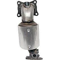 17323 Catalytic Converter - 46-State Legal (Cannot ship to CA, CO, NY or ME) - Front, Driver Side