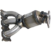 17363 Catalytic Converter - 46-State Legal (Cannot ship to CA, CO, NY or ME) - Rear