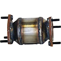 18209 Catalytic Converter - 46-State Legal (Cannot ship to CA, CO, NY or ME) - Front