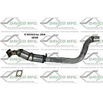 18549 Catalytic Converter - 46-State Legal (Cannot ship to CA, CO, NY or ME) - Passenger Side