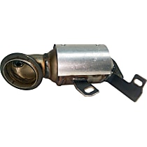 19518 Catalytic Converter - 47-State Legal (Cannot ship to CA, NY or ME) - Front