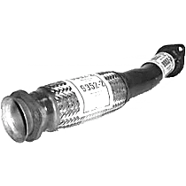 229952 Aluminized Steel Exhaust Pipe - Prebent Exhaust Pipe