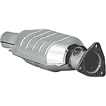 DR-007 Catalytic Converter - 46-State Legal (Cannot ship to CA, CO, NY or ME) - Front