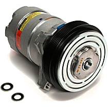 CS0086 A/C Compressor Sold individually with Clutch, 6-Groove Pulley