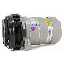 CS0089 A/C Compressor Sold individually with Clutch, 6-Groove Pulley