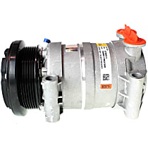 CS0121 A/C Compressor Sold individually with Clutch, 6-Groove Pulley
