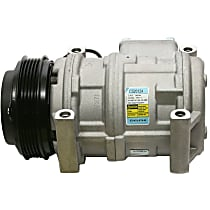 CS20124 A/C Compressor Sold individually With clutch, 5-Groove Pulley