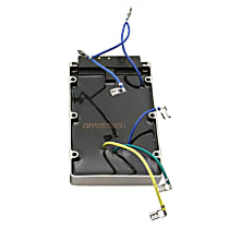 Delphi DS10066 Ignition Module - Direct Fit, Sold individually