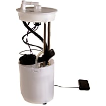 Electric Fuel Pump With Fuel Sending Unit