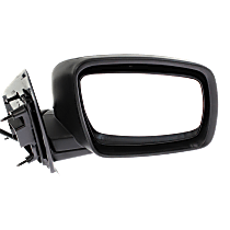 Mirror - Passenger Side, Power, Heated, Power Folding, Paintable, Type 2
