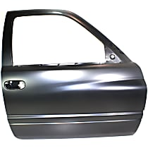 Front, Passenger Side Door Shell - Regular & Club Cab