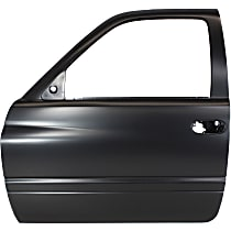 Front, Driver Side Door Shell - Regular & Club Cab