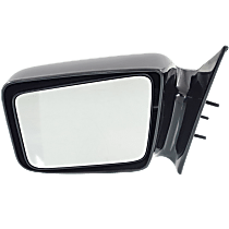Mirror - Driver Side, Paintable, 5 x 7 in. Housing