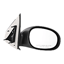 Mirror Non-folding Non-Heated - Passenger Side, Manual Remote Glass, Paintable