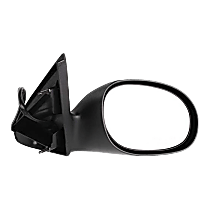 Mirror Non-Heated - Passenger Side, Textured Black
