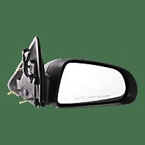 Mirror - Passenger Side, Power, Textured Black, 5 x 7 in. Housing