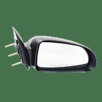 Mirror - Passenger Side, Textured Black, 5 x 7 in. Housing