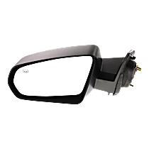 Mirror Non-folding Heated - Driver Side, Paintable