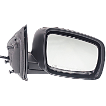 Mirror - Passenger Side, Power, Heated, Folding, Paintable, Models With One Touch