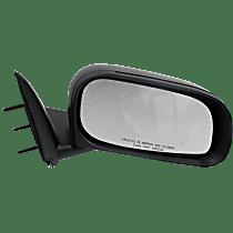 Mirror - Passenger Side, Folding, Textured Black, 6 x 9 in. Housing