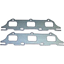 DNJ EG140 Exhaust Manifold Gasket - Direct Fit, Set of 2