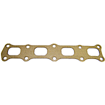 DNJ EG167 Exhaust Manifold Gasket - Direct Fit, Sold individually