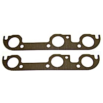 Exhaust Manifold Gasket - Direct Fit, Set of 2