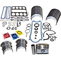 EK212M Engine Rebuild Kit - Direct Fit, Kit