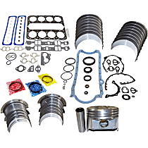 EK217DM Engine Rebuild Kit - Direct Fit, Kit