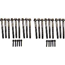 Cylinder Head Bolt, Set of 18